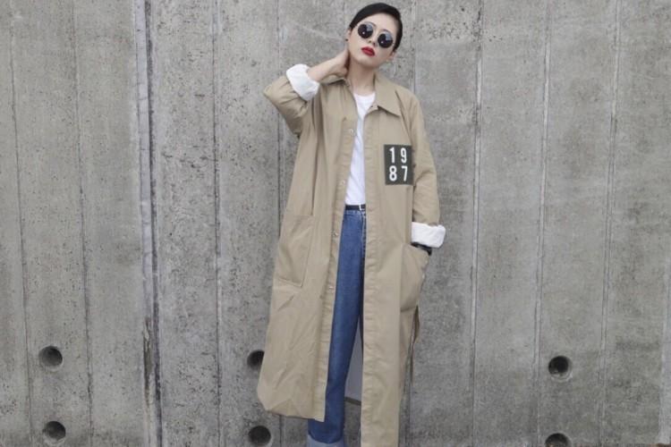 「月刊HARUKAのLOVE♡韓国ファッション」-1月号-