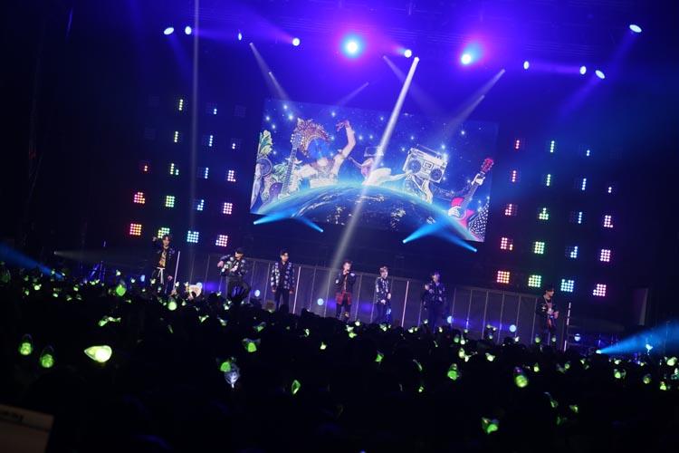 "GOT7、Japan Showcase Tour 2017 ""MEET ME""がスタート!!初のLINE LIVE特番も大反響!!"