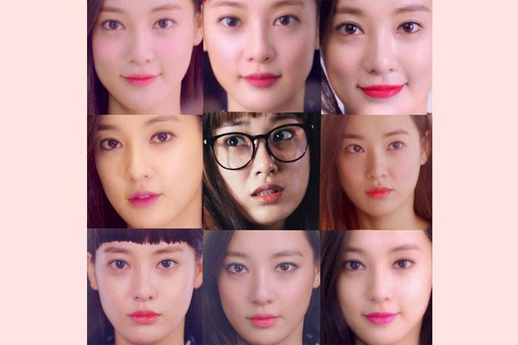 元AFTER SCHOOLイ・ジュヨン、大ヒットWEBドラマで見せた8パターンのメイクを公開