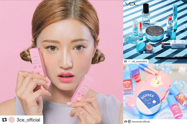 夏の胸キュン♡韓国コスメブランドイチオシのリップカラーは?