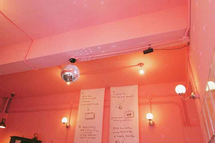 オトナ女子があがる!ソウルでみつけたフォトジェニックカフェ