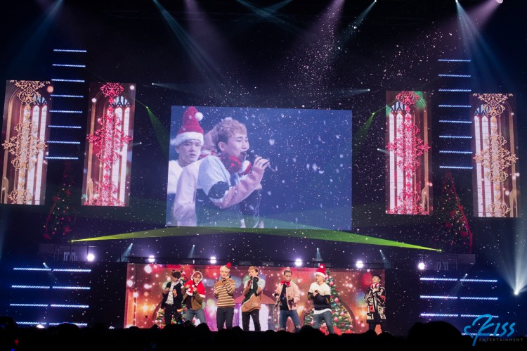 BTOBからの一足早いクリスマスプレゼント! BTOB SPECIAL CONCERT 『Christmas Time!』レポート