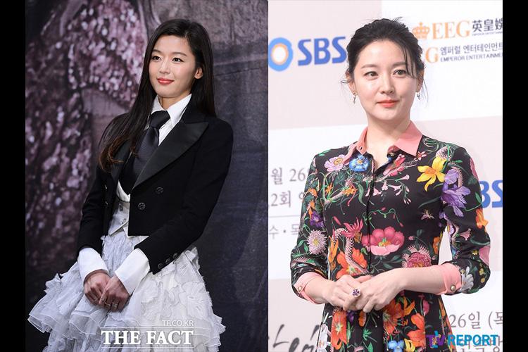 イ・ヨンエ、ソン・ヘギョ韓国の美しすぎるアラフォー&アラフィフ女優