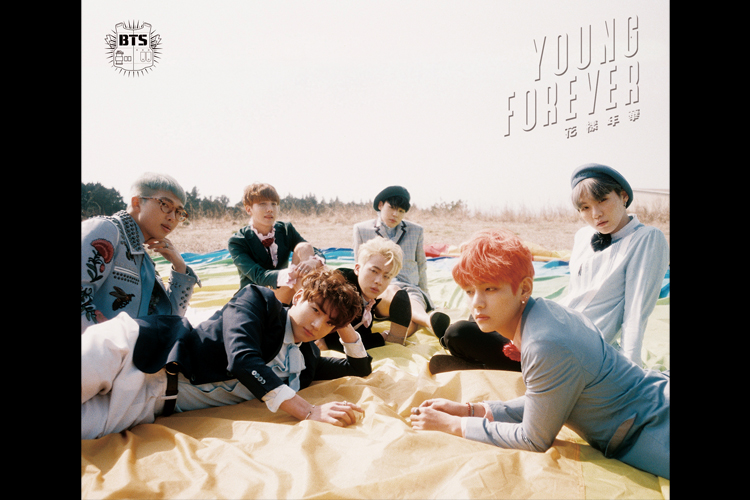 防弾少年団「花様年華 Young Forever」「WINGS」日本仕様盤ジャケット写真公開!