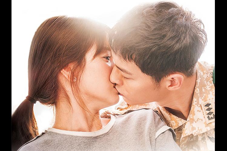 「太陽の末裔 Love Under The Sun」7/12(水)より女性チャンネルLaLaTVにてCSベーシック初放送