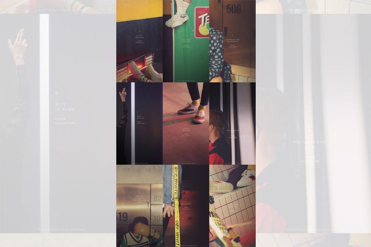 UP10TION、感性溢れる『시작해(Runner)』歌詞が盛り込まれたイメージを公開!!