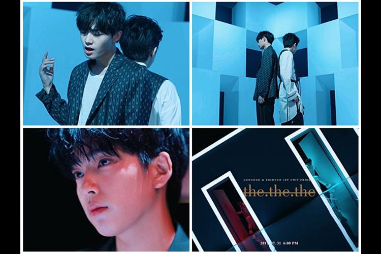 キム・ヨングク&キム・シヒョン、『더.더.더(the.the.the)』MV 2次ティーザー公開!