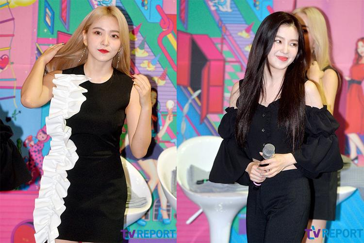 Red Velvetに学ぶ!大人可愛い♡フリルスタイル