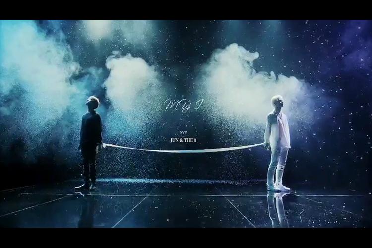 SEVENTEEN ジュン・THE8、ユニット曲『MY I』ティーザー映像を公開!