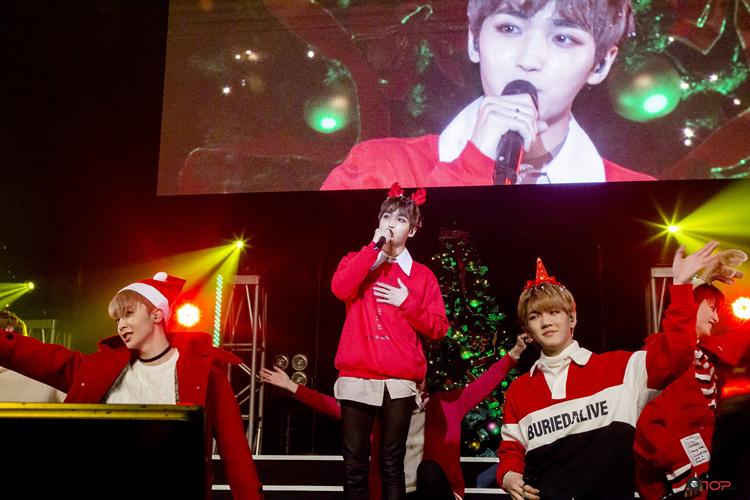 업텐션_크리스마스 콘서트 3