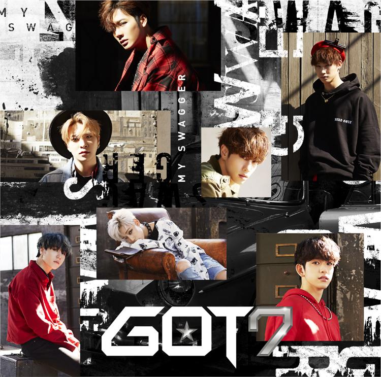 【5.24】GOT7 MY SWAGGER [初回B]