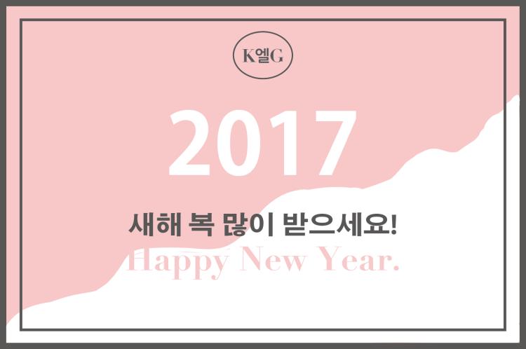 【2017年1月】새해 복 많이 받으세요/明けましておめでとうございます!
