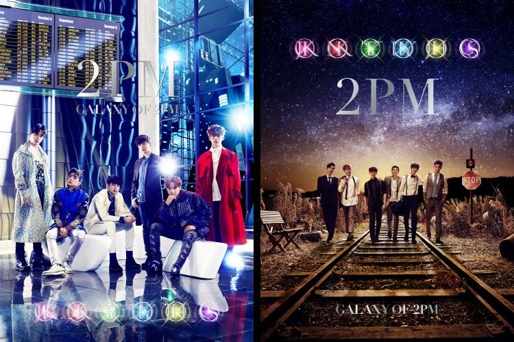 "2PM、日本で5枚目となるアルバムリリース決定!4月からは全国ツアーARENA TOUR 2016""GALAXY OF 2PM""も開催"