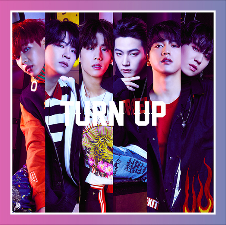 GOT7『TURN UP』初回生産限定盤A J写
