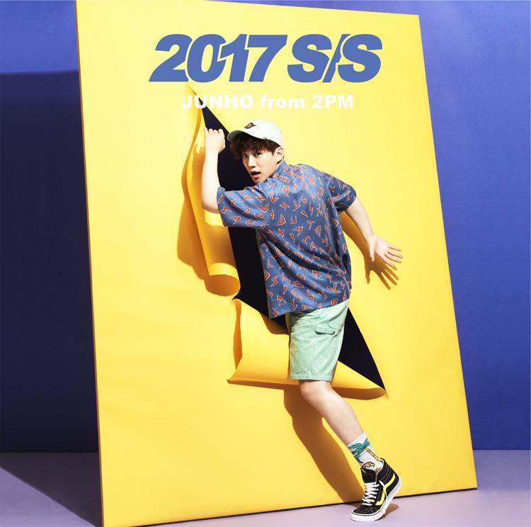 JUNHO 2017 SS 初回A