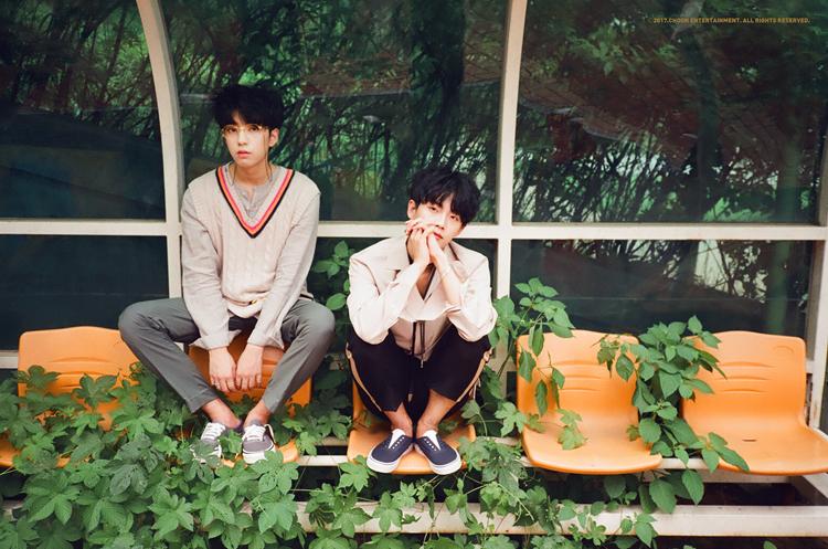 「プロデュース101 シーズン2」出身キム・ヨングク&キム・シヒョン、アルバムジャケットとトラックリストを公開!