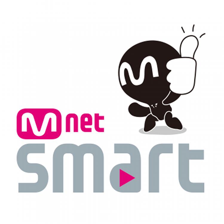 Mnet Smartロゴ1