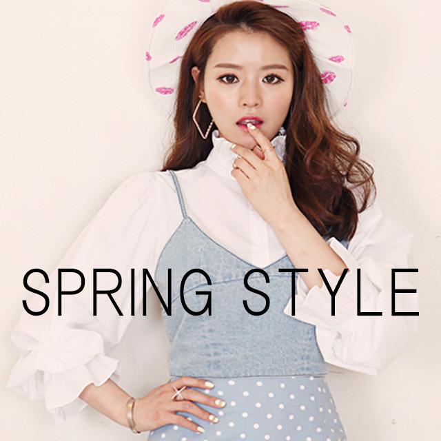 springスタイル2015