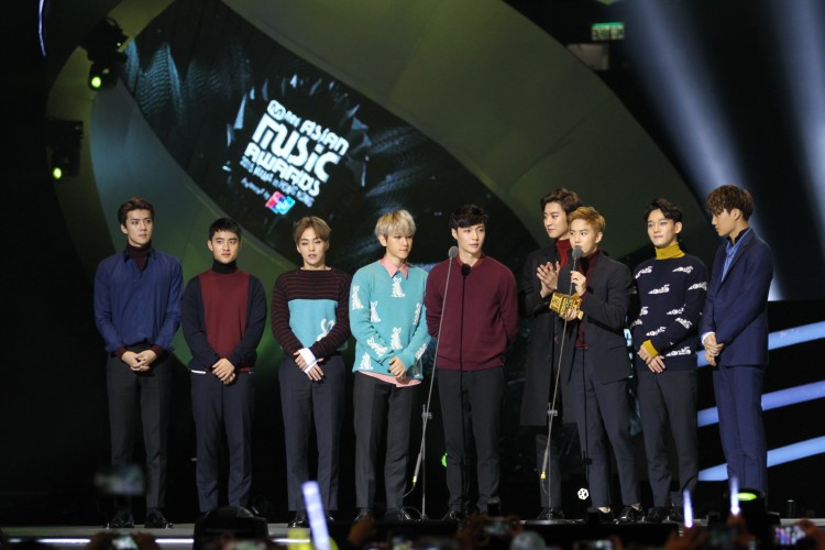 2015 MAMA(Mnet Asian Music Awards)受賞者決定!