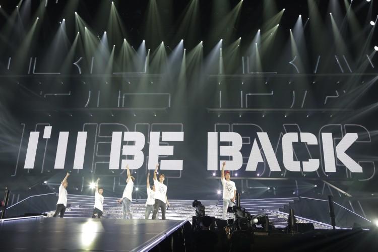 2PM、3年半ぶりの東京ドーム2 DAYS公演、10万人が涙