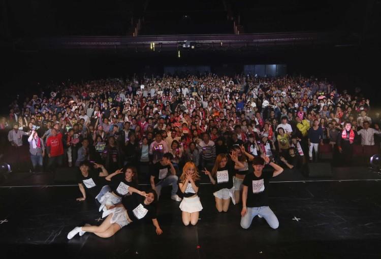 NICOLE 1st LIVE 4 (osaka)