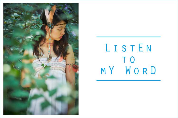 この秋はエスニックスタイル!SAYAがOH MY GIRL「Listen to my word」MVの世界観を再現!