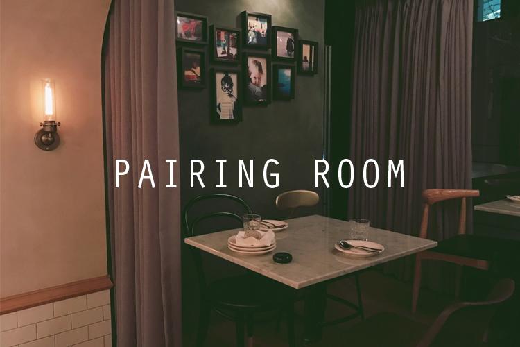 韓国の業界人が集まる?!ハイセンスなレストラン PAIRING ROOM