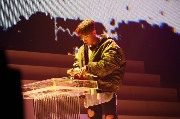 Jun. K (From 2PM)、自身3回目のツアーファイナルの日本武道館2DAYS公演で「必ず帰ってきます!約束!」
