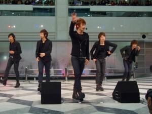 SM☆SH発売記念ライブ