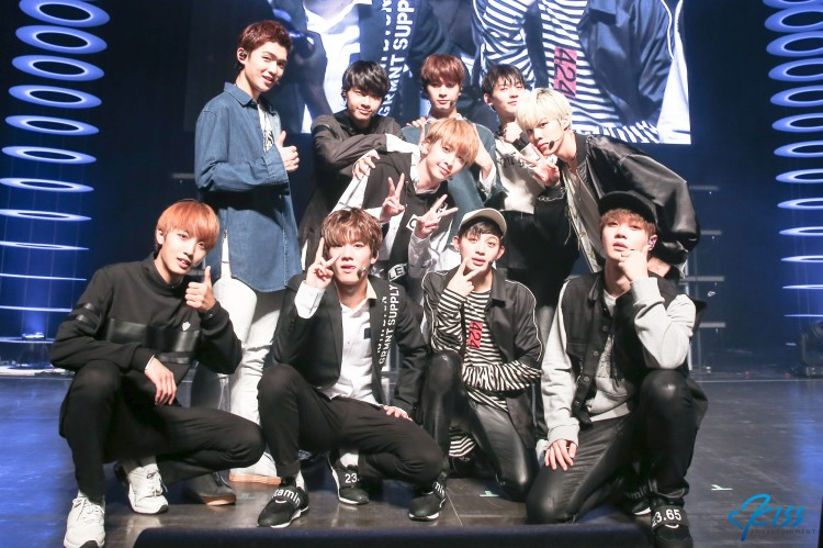 【OFFICIAL REPORT】UP10TION、東京・神戸にてショーケース開催!!「本当にいい思い出をありがとうございます!」