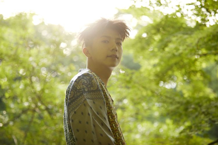 WOOYOUNG(From 2PM)2nd Mini Album「まだ僕は・・・」、2017年10月11日発売決定!