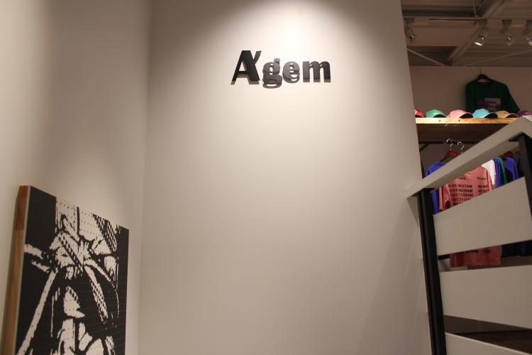 あの人気韓国ブランドを実際に手に取って買えちゃうショップ♡A'gem Korea