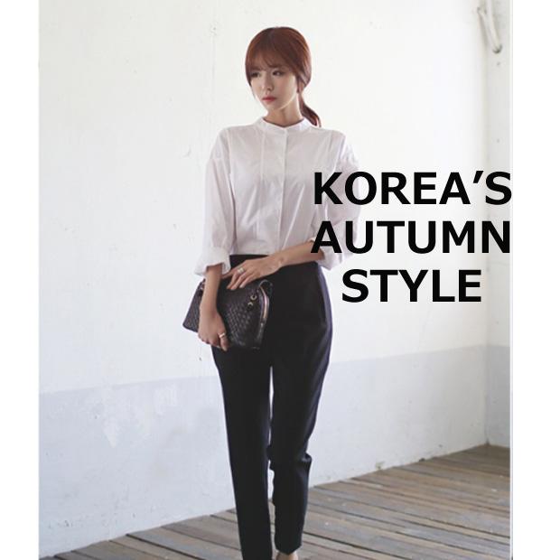 KOREA'S AUTUMN STYLE 2014
