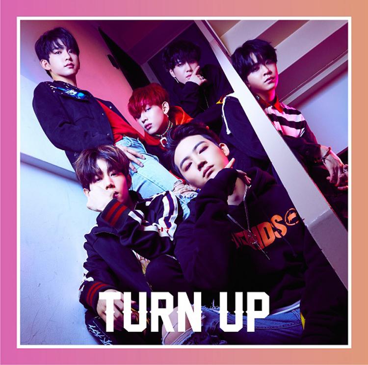 GOT7『TURN UP』初回生産限定盤B J写