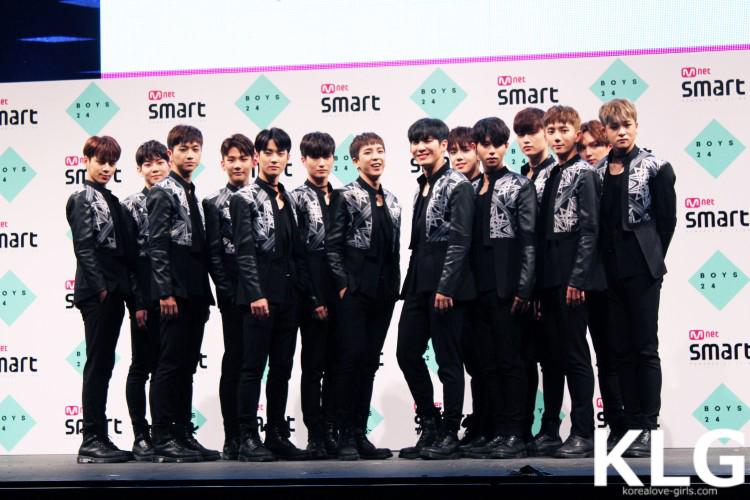 韓国初の公演型アイドルグループ、少年24が斎藤さんとコラボ!?初来日記念発表会