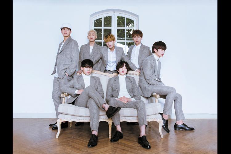 BTOB、⽇本1stアルバムがオリコン週間ランキング⾸位獲得!!~海外男性アーティスト6組⽬の達成!~