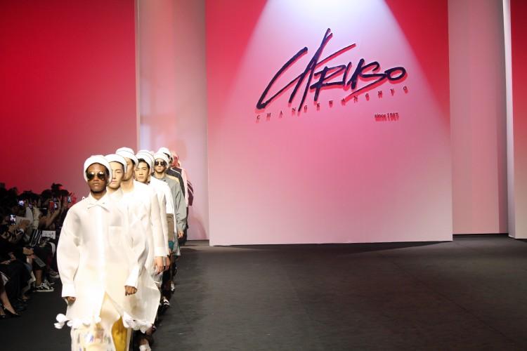 韓国メンズファッション界の重鎮が手掛けるブランド、CARUSO
