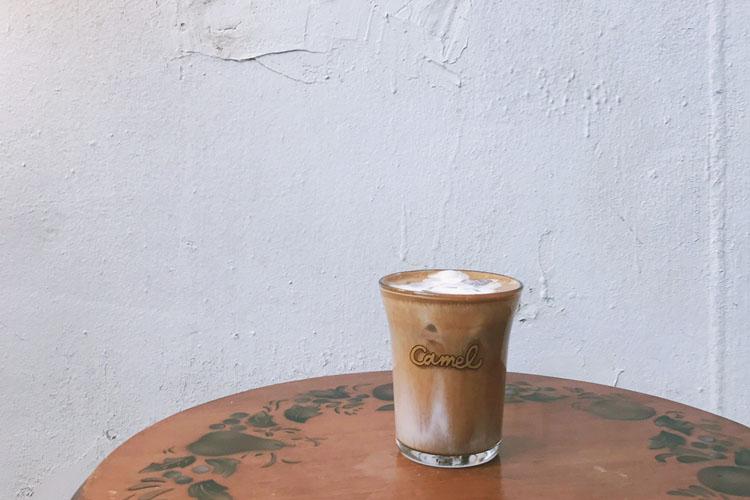 瞬く間に人気カフェの仲間入り!聖水洞にNew openしたCamel cafe
