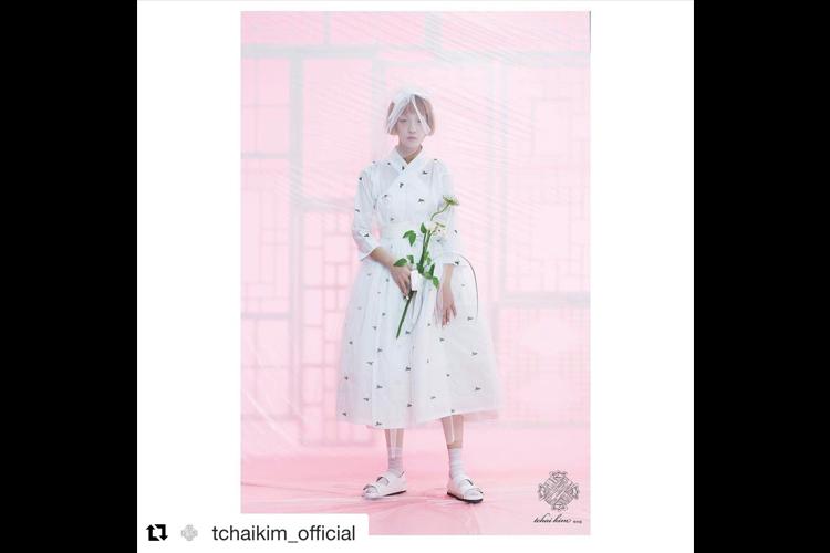 韓国で大人気の韓服(한복)ブランド「チャイ・キム」を紹介