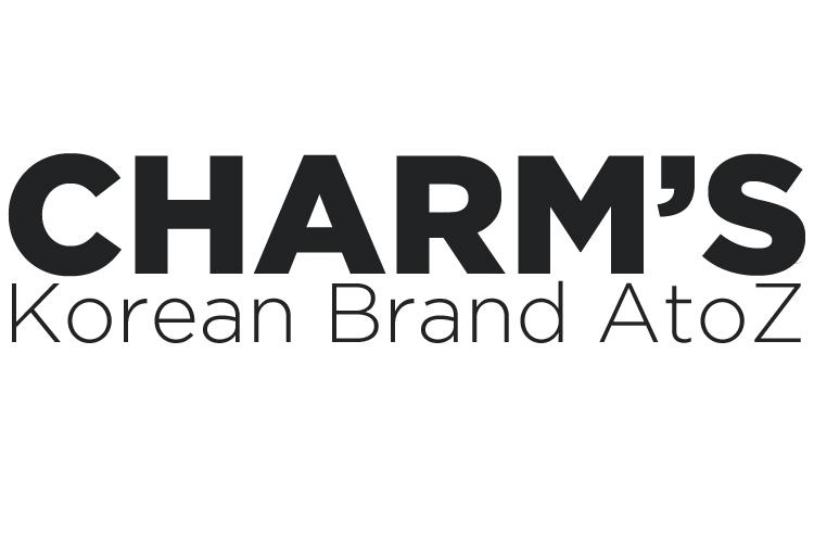 【韓国ブランド紹介】CHARM'S(チャームス)