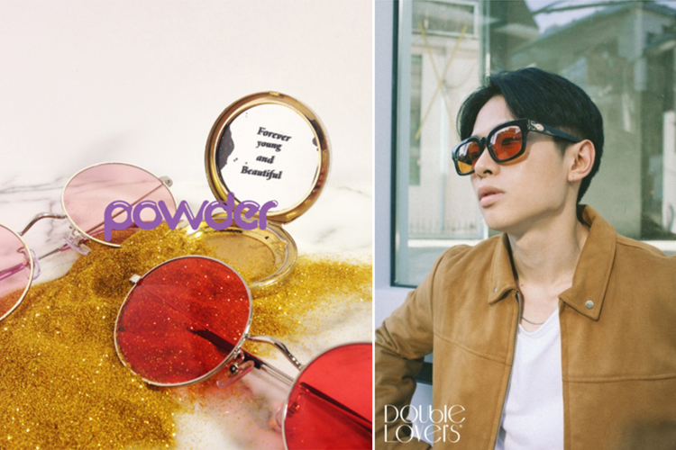 春コーデのポイントに!韓国のアイウェアブランドで個性をプラス