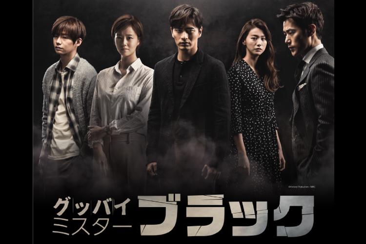 イ・ジヌク×ムン・チェウォン主演「グッバイ ミスターブラック」が2017年2月2日より順次DVDレンタル開始決定!