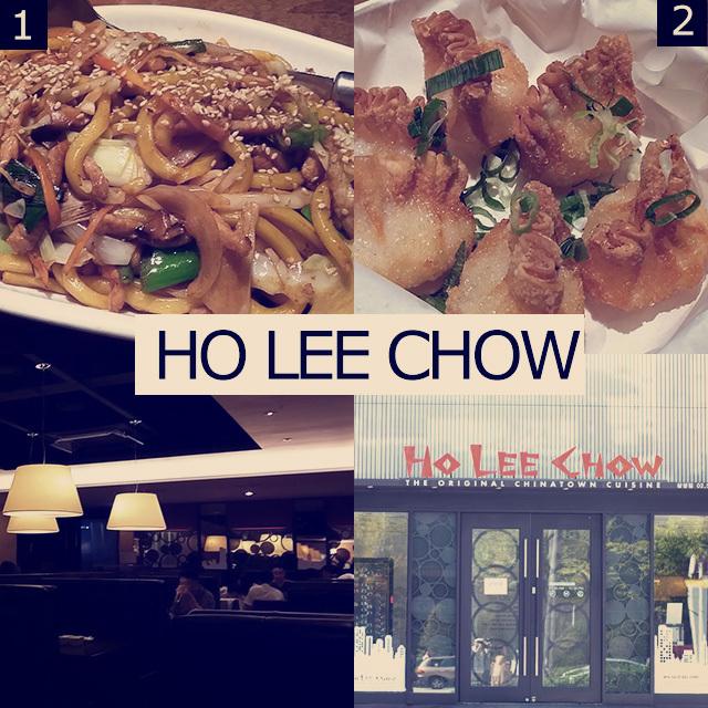 HO LEE CHOW