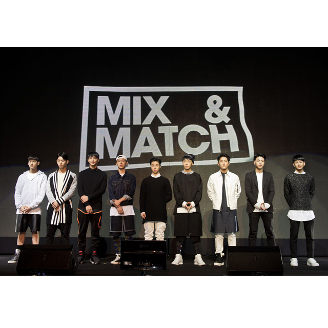 YG 新グループ「iKON」メンバー選出プロジェクト「MIX&MATCH」ファンミーティングを緊急開催!!