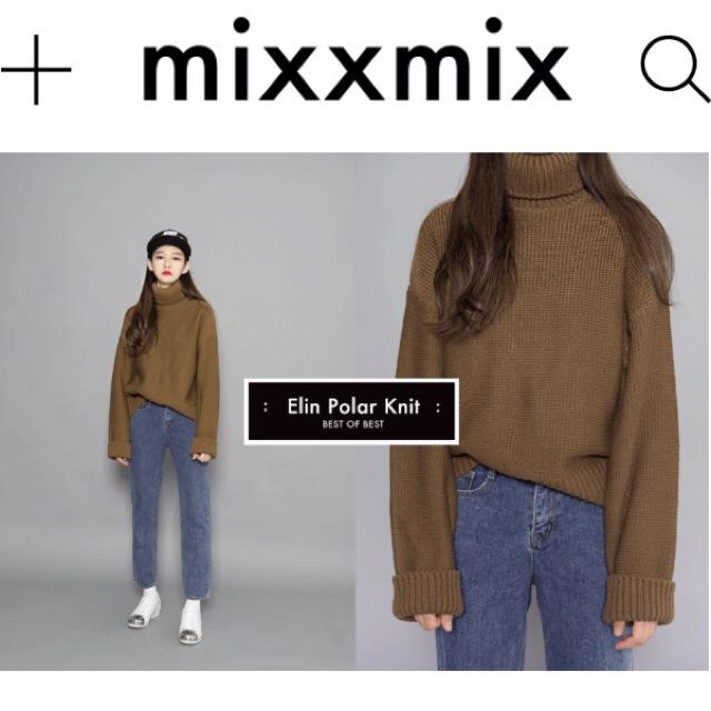 MIXXMIXで韓国最新ファッションをキャッチ☆