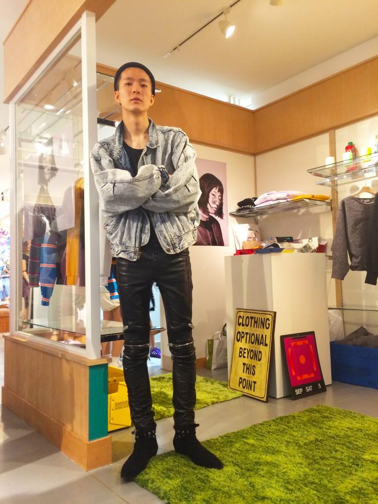 『CHANCE CHANCE』のデザイナー キム・チャンにインタビュー