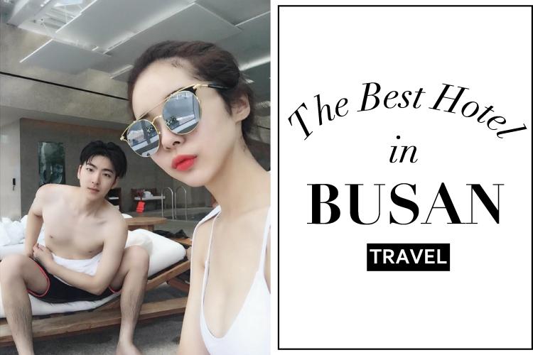 一度は泊まりたい!おしゃれすぎるパークハイアットホテル釜山の全貌♡