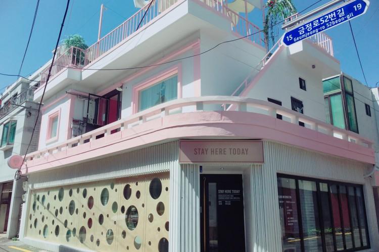 釜山にあるピンクが可愛い♡반짝반짝(キラキラ)ホットスポット3選