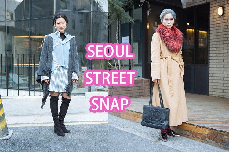 個性溢れるおしゃれ韓国女子の最新ファッションをチェック☆