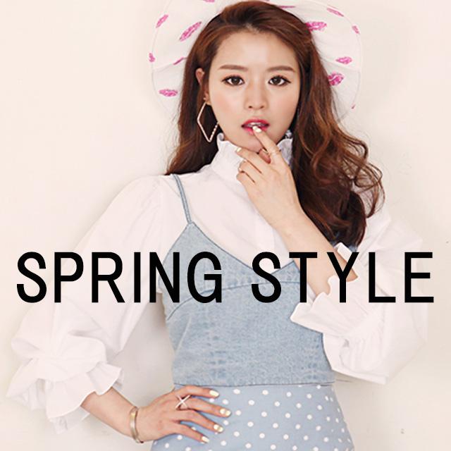 KOREA`S SPRING STYLE 2015